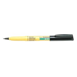 Marker Sign Pen A - Pentel - ciemnożółta