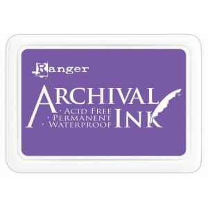 Archival Ink Pad - Poduszka z tuszem wodoodpornym - Vibrant Fuchsia