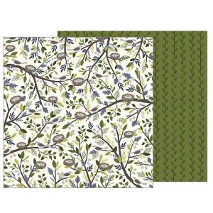 Papier 30 x 30 cm Heart of Home - Antique Tile