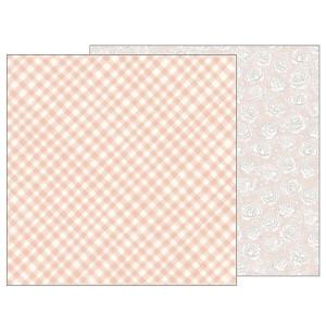 Papier 30 x 30 cm Heart of Home - Painted Dots