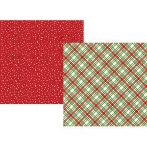 Papier Simple Stories - Very Merry - Season's Greetings