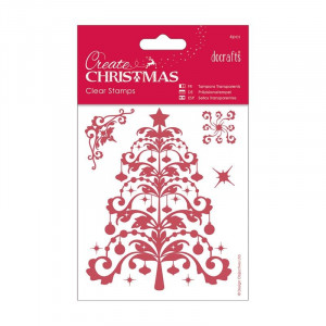 Stemple akrylowe - Papermania - Christmas Bell