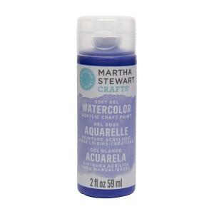 Martha Stewart Crafts 2oz Watercolor Craft Paint - Blue Calico