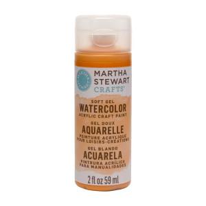 Akwarelowa farba 60 ml - Chestnut Brown - Martha Stewart