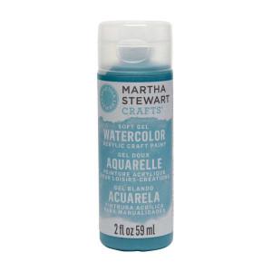 Akwarelowa farba 60 ml - Metallic Copper - Martha Stewart