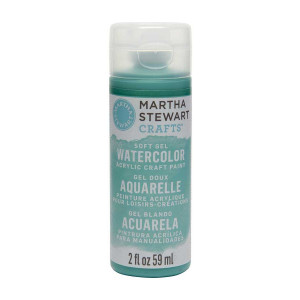 Martha Stewart Crafts 2oz Watercolor Craft Paint - Dragonfly