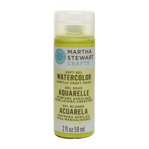 Akwarelowa farba 60 ml - Metallic Gold - Martha Stewart