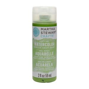 Akwarelowa farba 60 ml - Granny Smith - Martha Stewart