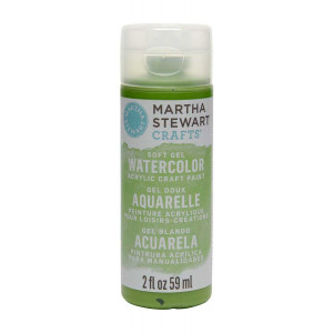 Martha Stewart Crafts 2oz Watercolor Craft Paint - Granny Smith