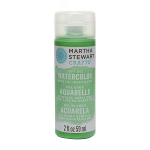 Martha Stewart Crafts 2oz Watercolor Craft Paint - Habanero