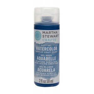 Akwarelowa farba 60 ml - Mustard - Martha Stewart