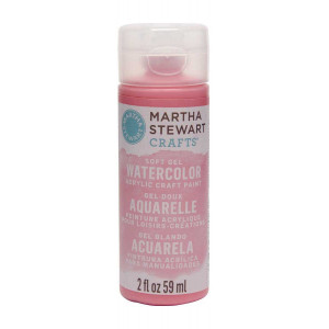 Martha Stewart Crafts 2oz Watercolor Craft Paint - Pacific Iris