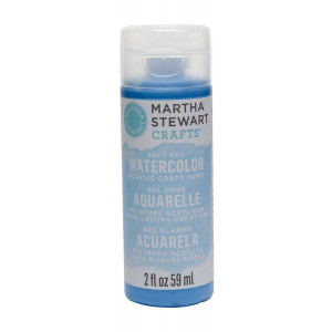 Martha Stewart Crafts 2oz Watercolor Craft Paint - Pumpkin