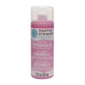 Martha Stewart Crafts 2oz Watercolor Craft Paint - Rock Candy Blue