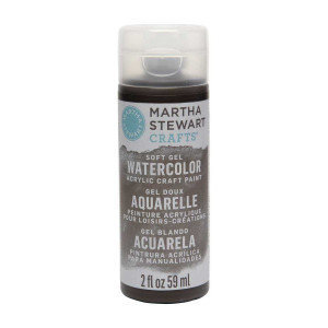 Akwarelowa farba 60 ml - Metallic Sterling - Martha Stewart
