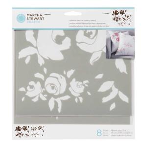Szablony samoprzylepne 22,2 x 24,8 cm - Four Seasons - Martha Stewart