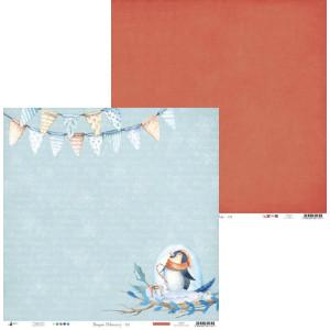 Papier 30 x 30 cm - Piątek Trzynastego - Biegun Północny 02