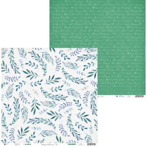 Papier 30 x 30 cm - Piątek Trzynastego - Biegun Północny 04