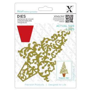 Zestaw wykrojników X-cut Die - Snowflake Panel