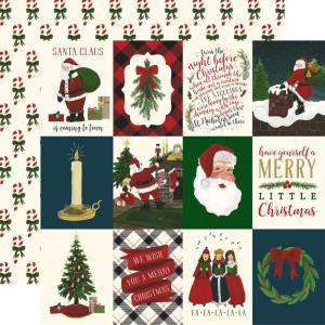 Papier Echo Park - TNC - Christmas Time Vol. 1