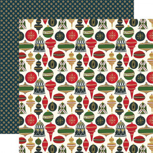 Papier Echo Park - TNC - Deck the Halls  New Item