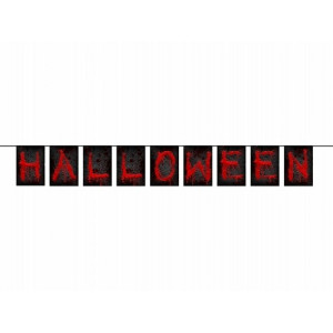 Baner Halloween, 16,5 x 123 cm, 1 szt.