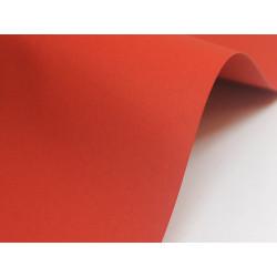 Papier Nettuno 215g - Rosso Fuoco, czerwony, A4, 20 ark.