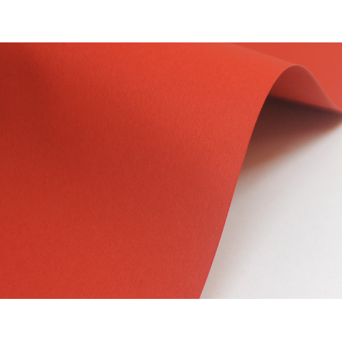 Papier Nettuno 215g A4 Rosso Fuoco 20 ark.