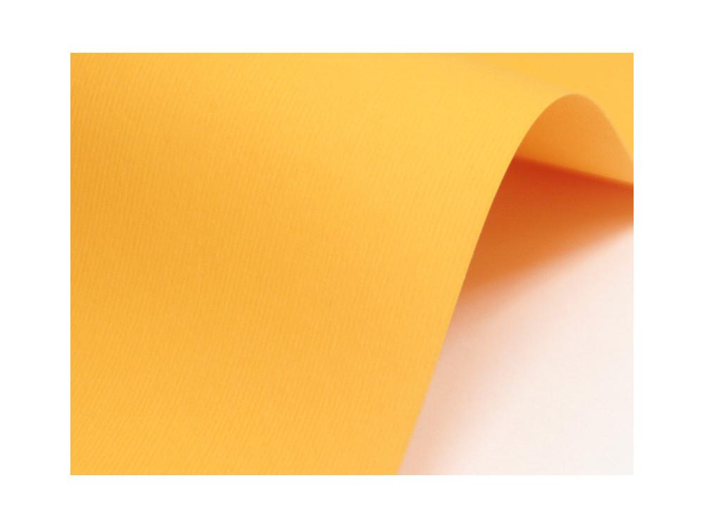 Papier Nettuno 215g - Pompelmo, żółty, A4, 20 ark.