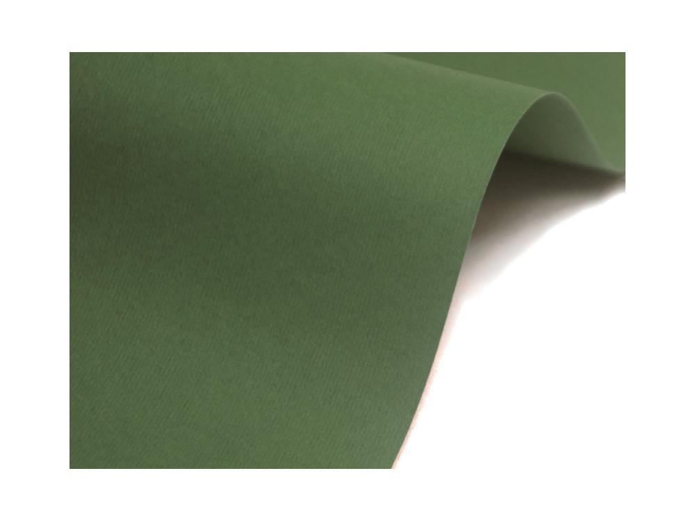 Nettuno Paper 215g - Verde Foresta, green, A4, 20 sheets