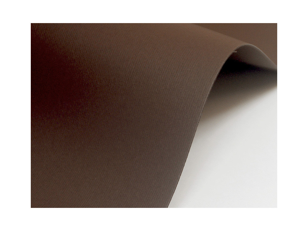 Nettuno Paper 215g - Carruba, brown, A4, 20 sheets