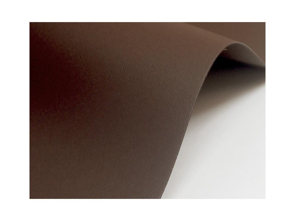 Papier Nettuno 215g - Carruba, brązowy, A4, 20 ark.