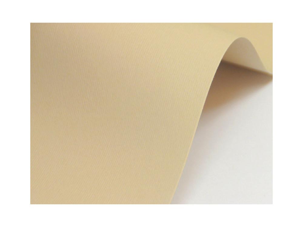 Papier Nettuno 215g - Panna, beżowy, A4, 20 ark.