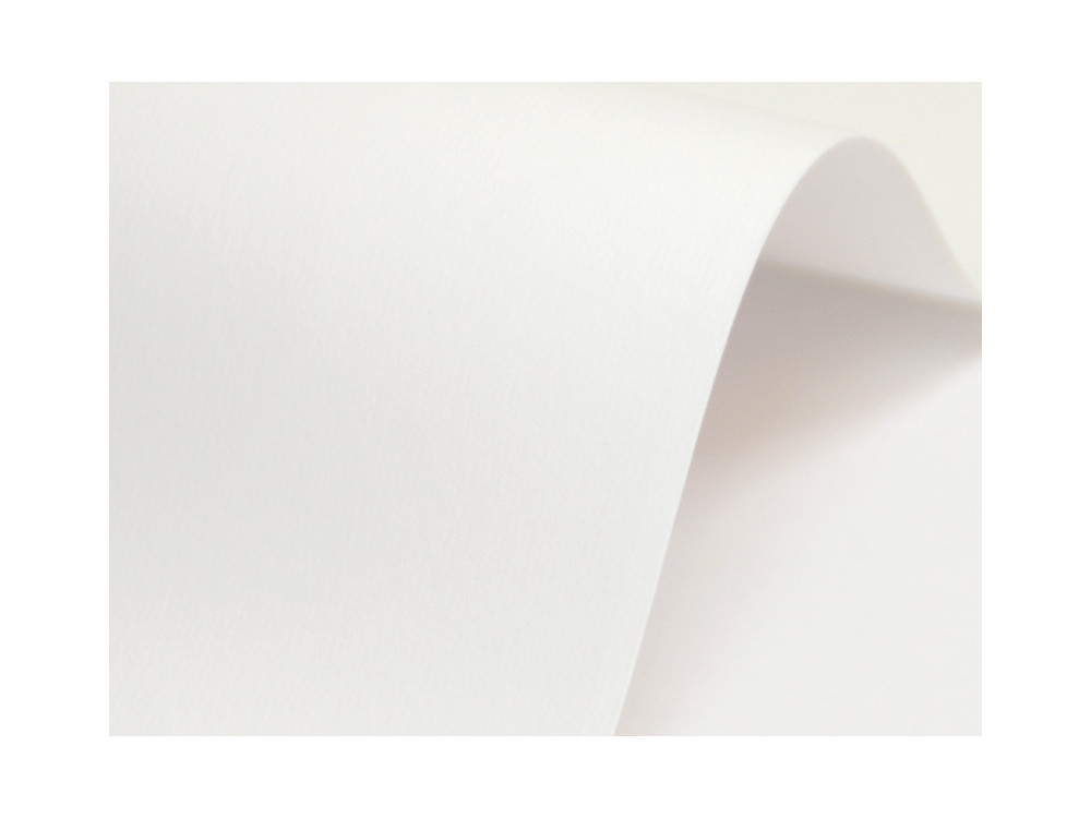 Nettuno Paper 215g - Bianco Artico, white, A4, 20 sheets