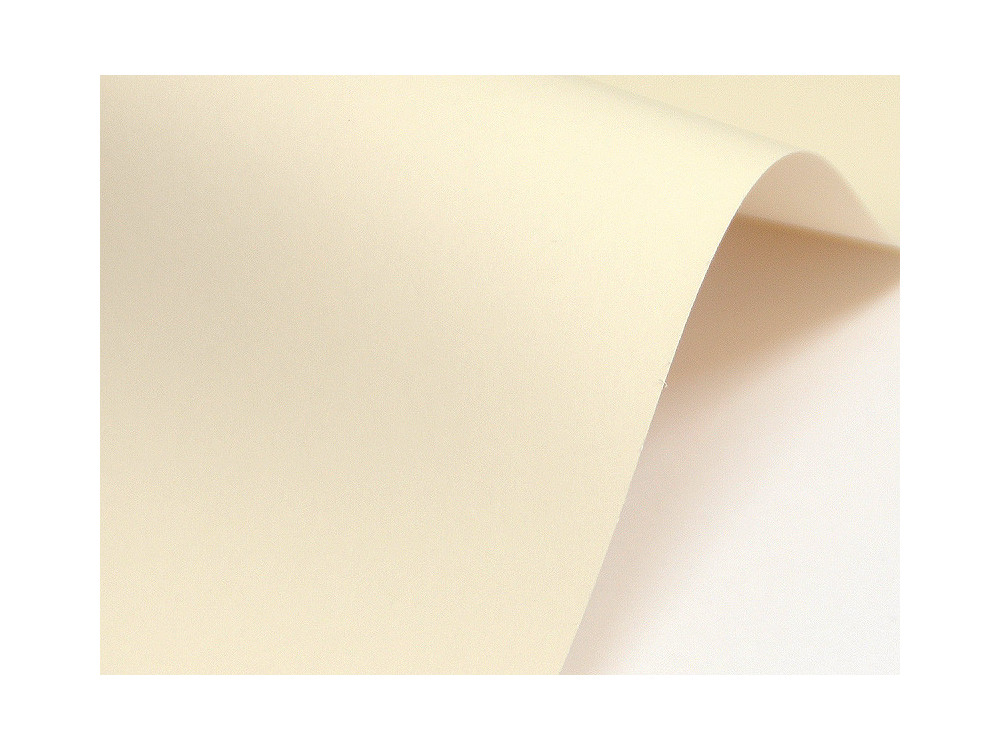 Papier Arcoprint 230g - Avorio, kremowy, A4, 100 ark.