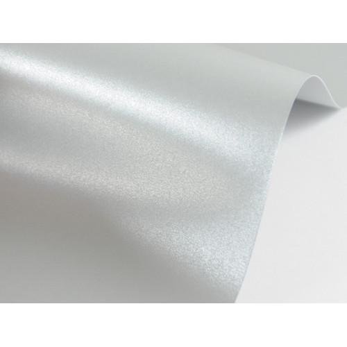 Sirio Pearl Paper 125g - Platinum, silver, A4, 20 sheets