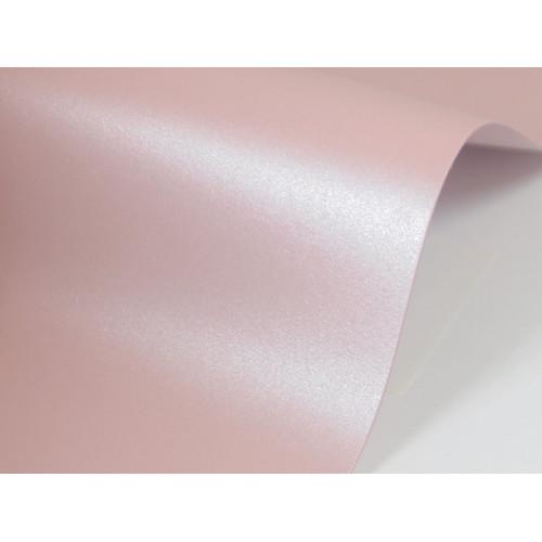 Papier Sirio Pearl 300g A4 Misty Rose 20 ark.