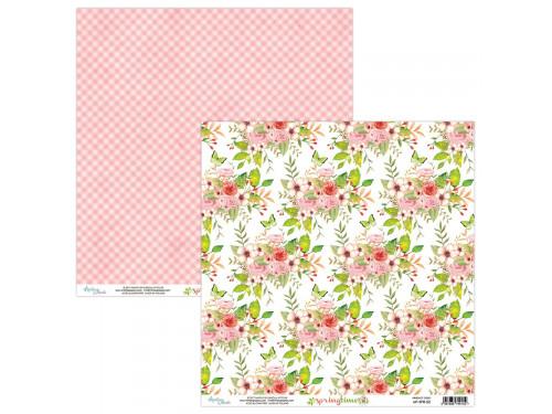 Papier ozdobny Springtime 02 - Mintay by Karola