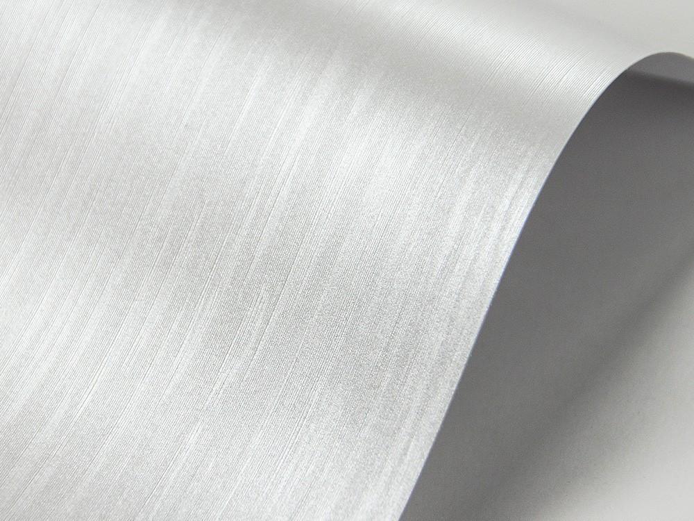 Papier Constellation Jade 215g - Silk, srebrny, A4, 100 ark.