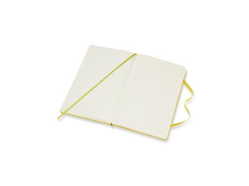 Notatnik Moleskine - Plain Dandelion Yellow Large
