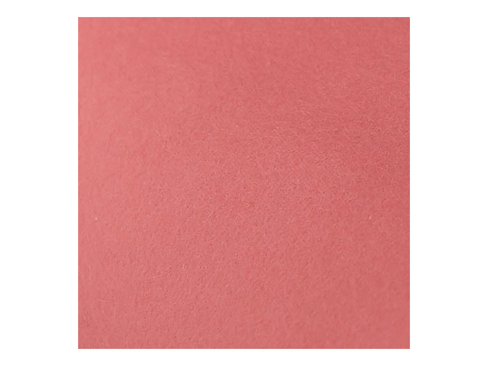 Filc wełniany A4 - Barefoot Fibers - Pink Coral