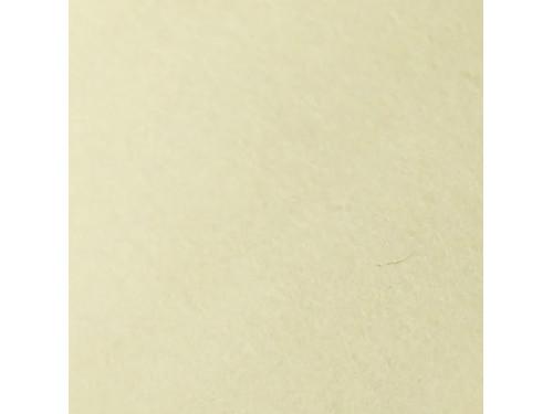 Filc wełniany Barefoot Fibers - Barely Yellow 033