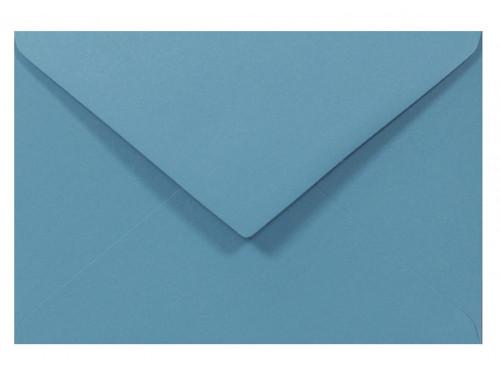 Envelope Woodstock - Azzurro, blue C5 140 g