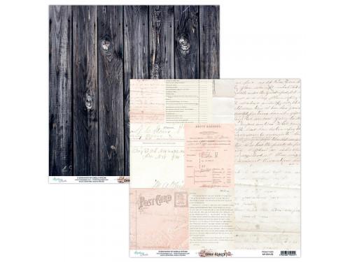 Papier ozdobny - Dear Diary 05 - Mintay by Karola