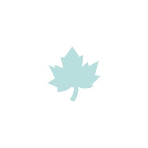 Dziurkacz ozdobny 1,6 cm 022 - Klon