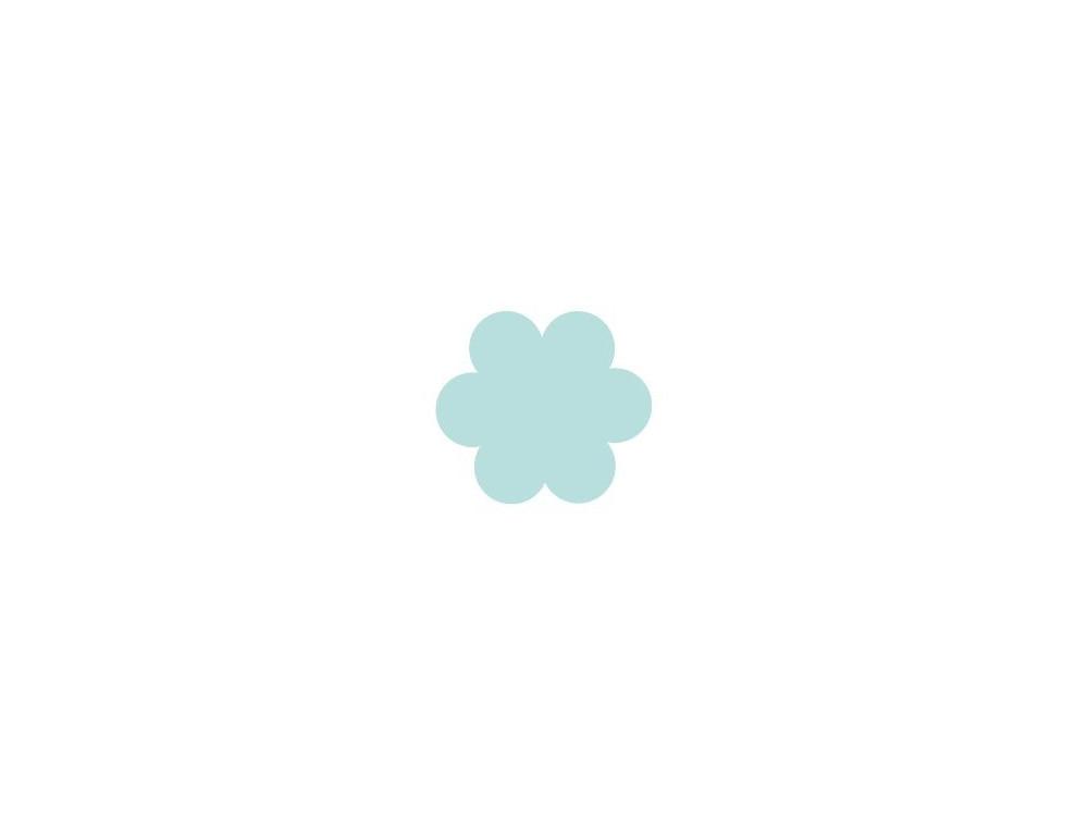 Dziurkacz ozdobny Kwiatek - DpCraft - 1,6 cm