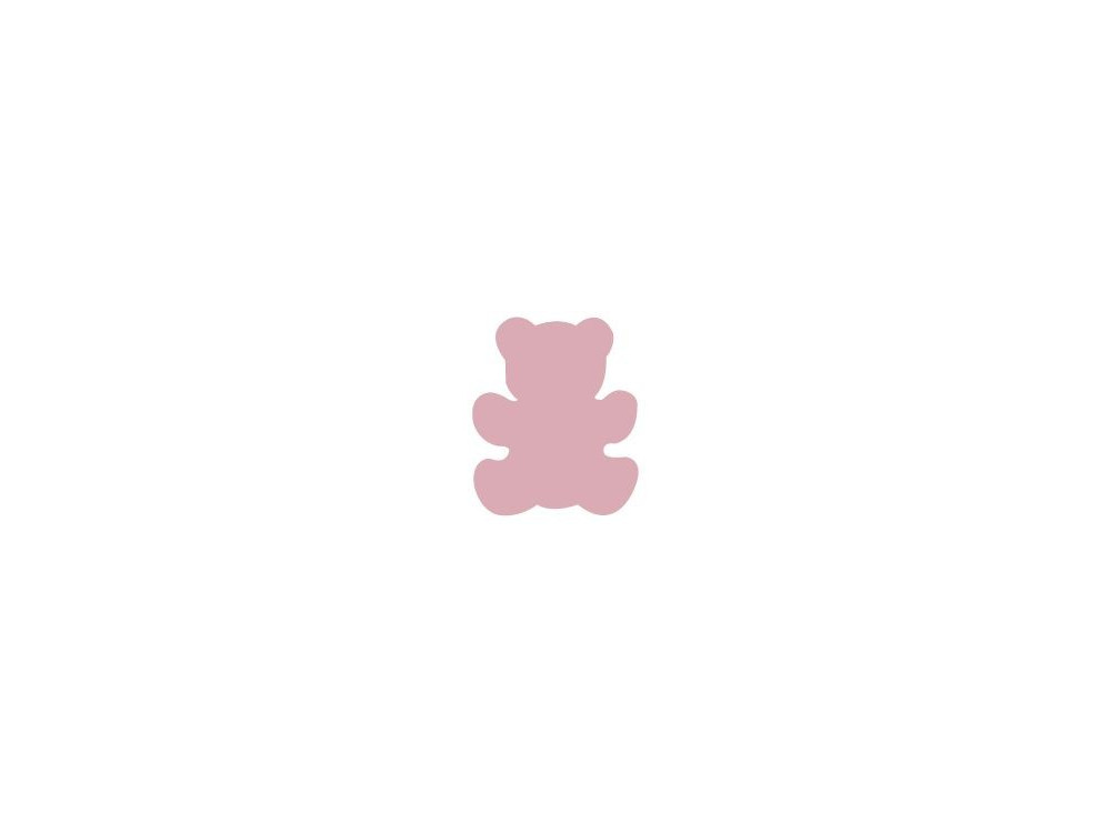 Craft Punch Bear - DpCraft - 1,6 cm