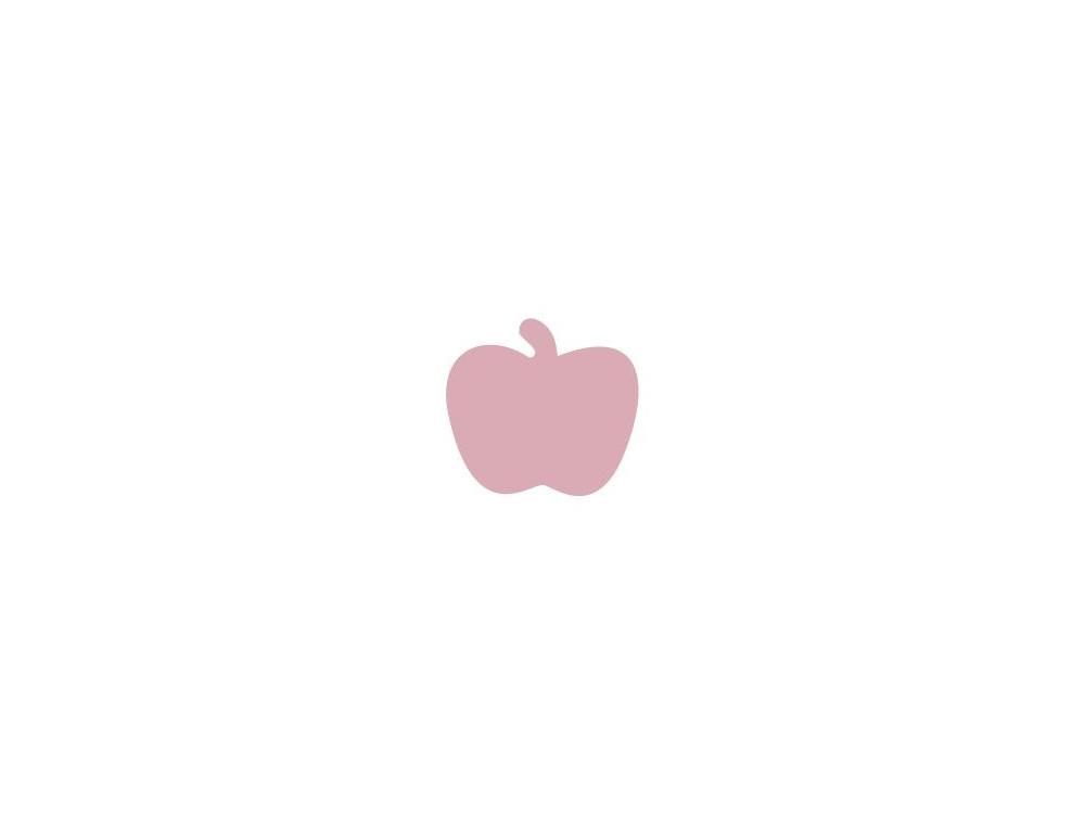 Dziurkacz ozdobny Jabłko - DpCraft - 1,6 cm