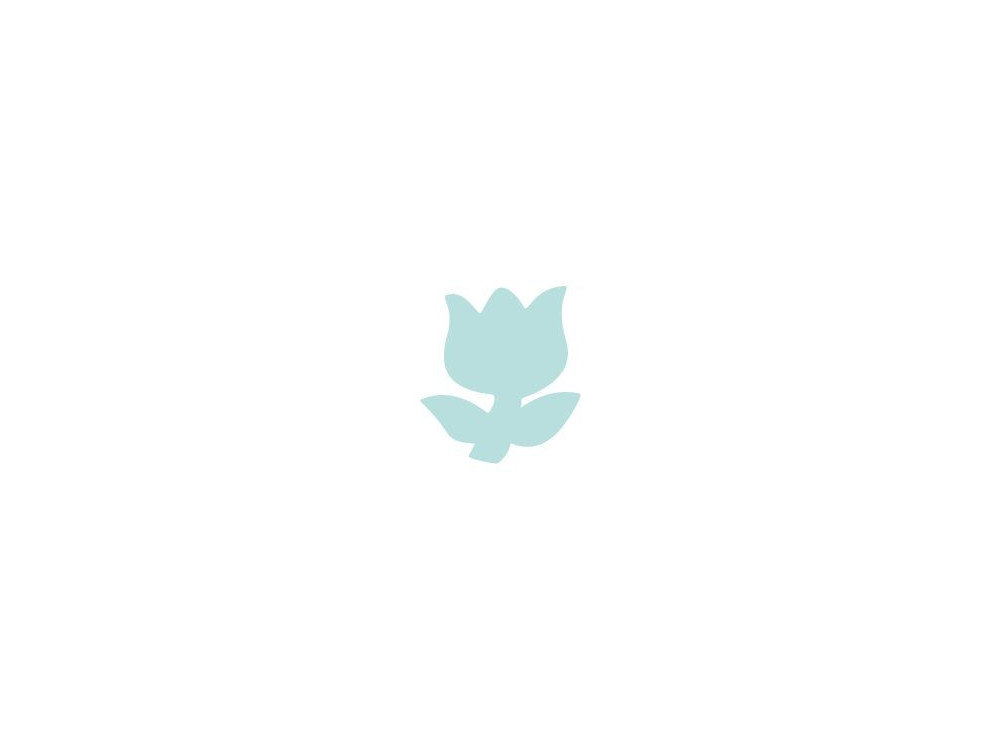 Craft Punch Tulip - DpCraft - 1,6 cm