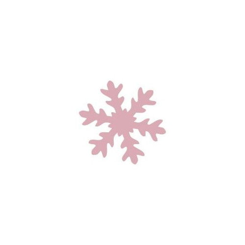 Dziurkacz ozdobny 1,6 cm 059 - Śnieżynka